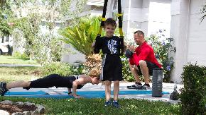 High Intensity Interval Circuits For The Entire Family
