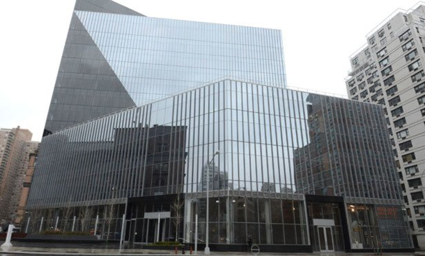 St. John's University's Manhattan campus at 51 Astor Place.