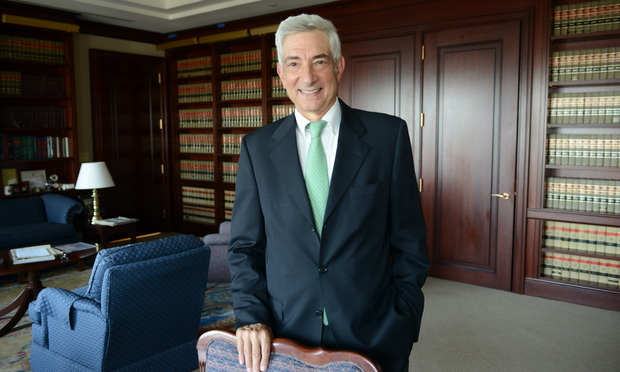 Southern District Judge Richard Berman