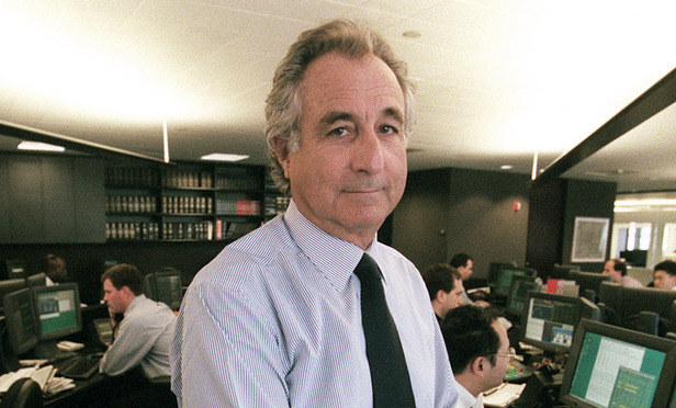 Bernie Madoff, before the fall.