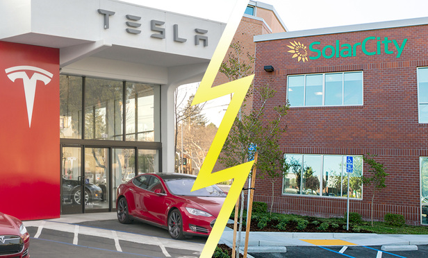 Tesla and Solar City