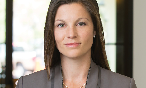 Christina Von der Ahe of Orrick, Herrington & Sutcliffe