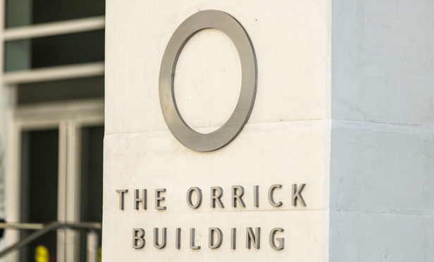 Orrick in San Francisco