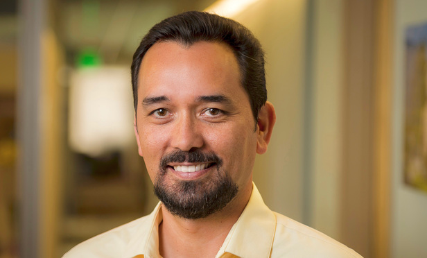 Ruben Flores-Saaib, director of commercialization for UC-San Diego's Office of Innovation and Commercialization