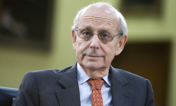 Justice Stephen Breyer, United States Supreme Court