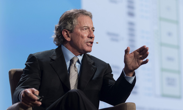 Thomas Siebel, CEO of C3 IoT Inc. and founder of Siebel Systems, speaks during the 2015 IHS CERAWeek conference in Houston, Texas, U.S., on Thursday, April 23, 2015.