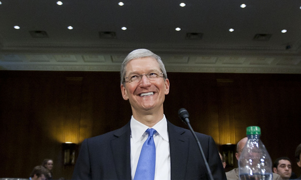 Raising Stakes in Encryption Debate, Apple Vows to Fight Order to Unlock iPhone