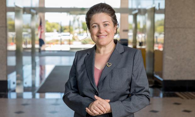 Women Leaders in Tech Law: Victoria Maroulis Quinn Emanuel