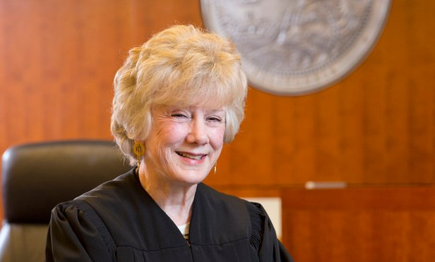 Judge Mary Wiss, San Francisco Superior Court