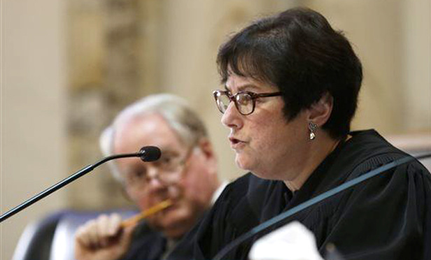 Judge Susan Graber, United States Court Appeal for the Ninth Circuit