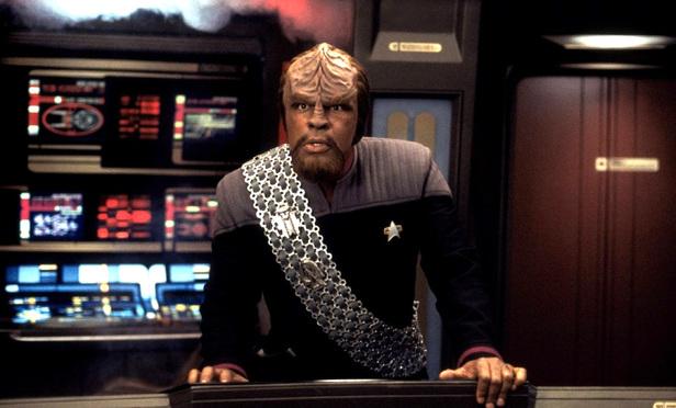 Copyright Klingon? Not Quam Ghu'vam, IoD!