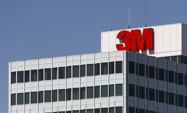 3M Loses Bid to Disqualify Law Firm It Accused of 'Betrayal'