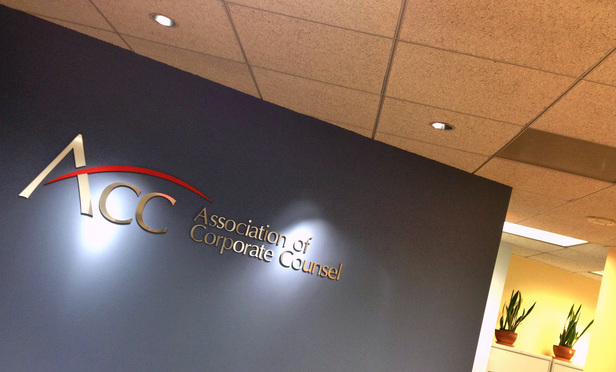 Association of Corporate Counsel office in Washington, D.C.