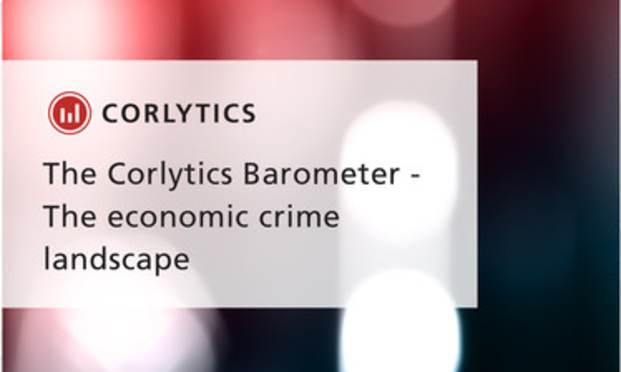 Cover of The Corlytics Barometer- The economic crime landsacpe