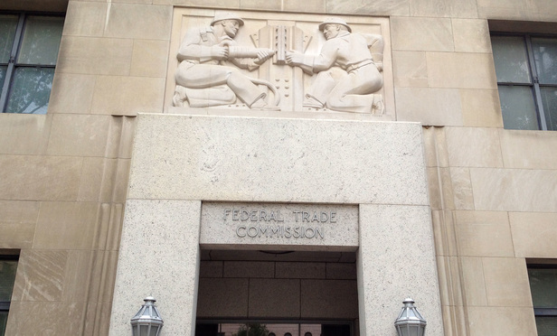 U.S. Federal Trade Commission Building.