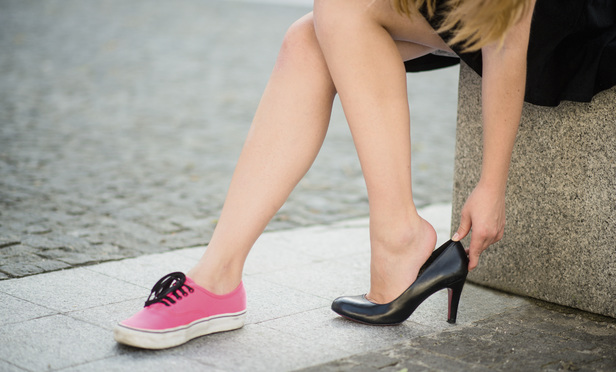 Can Women Be Required to Wear High Heels to Work?