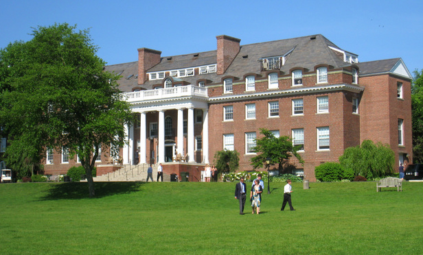 Choate Rosemary Hall in Wallingford, Connecticut.