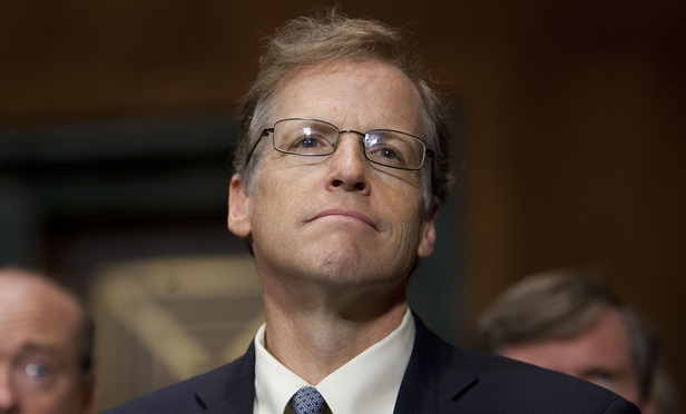 U.S. District Judge Jeffrey Meyer. Photo by Diego M. Radzinschi/THE NATIONAL LAW JOURNAL.