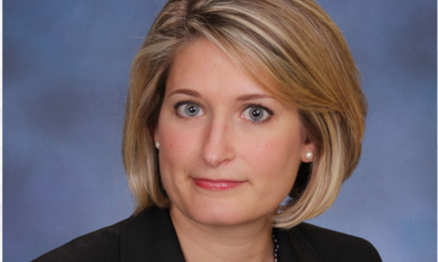 Kelly Reardon, a partner with The Reardon Law Firm in New London, Connecticut.