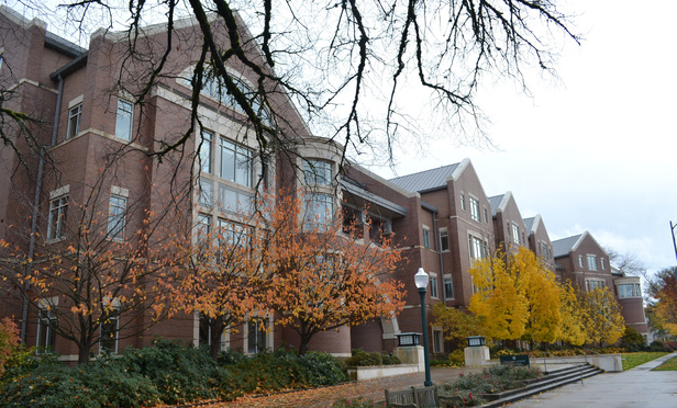 University of Oregon School of Law.