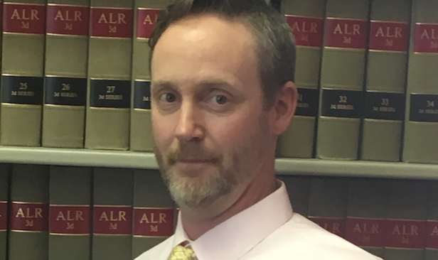 Attorney William Marohn says his client's life savings were wiped out by an East Haven man who was posing as an investment advisor.
