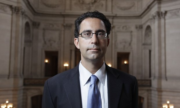 U.S. District Judge Vince Chhabria, Northern District of California