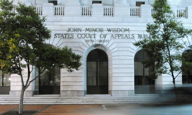 John Minor Wisdom U. S. Court of Appeals for the Fifth Circuit building, New Orleans, LA.