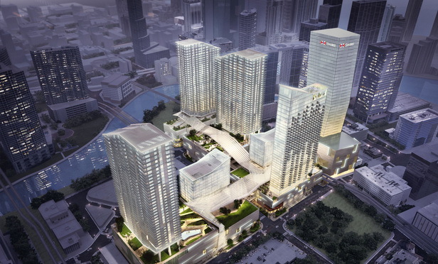 Brickell City Centre rendering