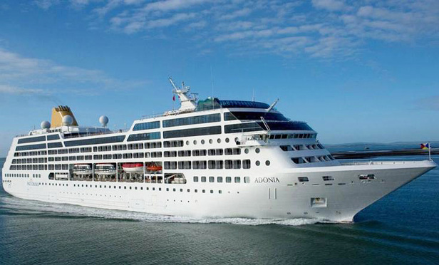 Carnival's Adonia, which carries 710 passengers, is part of its Fathom line.