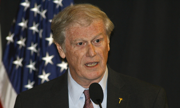 Florida State University President John Thrasher (AP Photo/Phil Sears)
