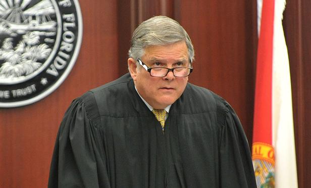 Florida Circuit Judge Faces Allegations of Improper Comments