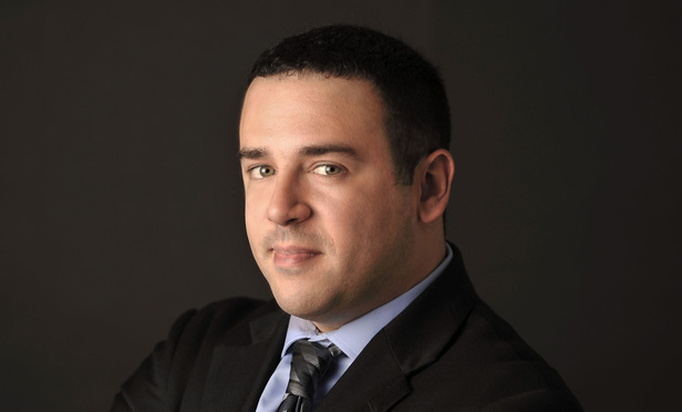 Robert R. Jimenez, associate with Espinosa Trueba Martinez in Miami.