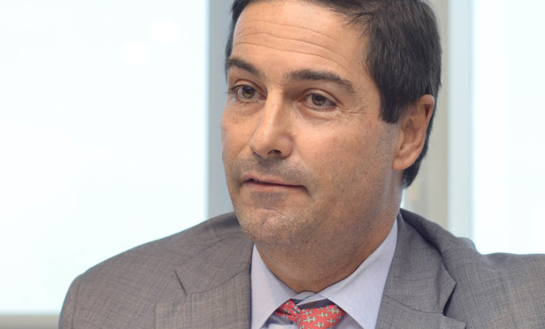 Florida Bar President Ramon Abadin, partner, at miami firm, Sedgwick LLP