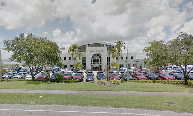 Class Action Claims AutoNation Tacks On Unexplained Service Fees