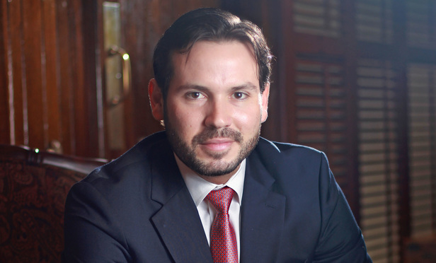 Pedro P. Echarte III, with The Haggard Law Firm.
