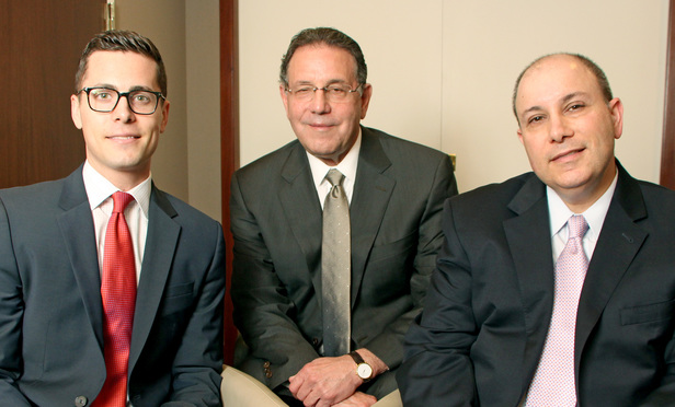 Philip Freidin, Jonathan Freidin, and Randy Rosenblum