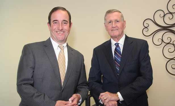 Michael Haggard and William Andrew Haggard of the Haggard Law Firm.
