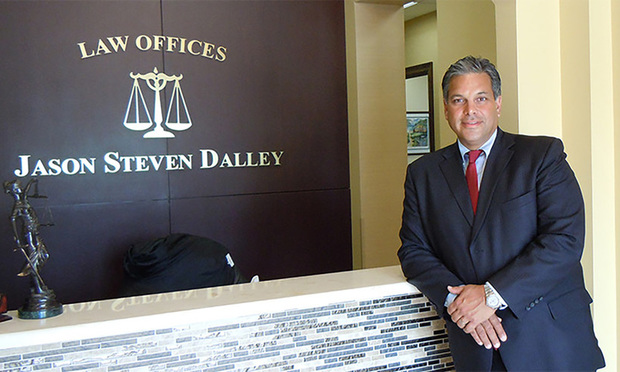 Jason Steven Dalley, of Law Offices of Jason Steven Dalley