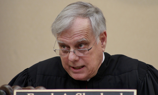 Judge Frank A. Shepherd, 3rd District Court of Appeal.