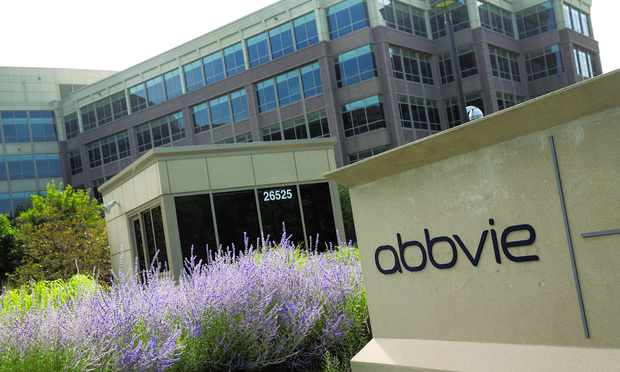 STAYING STATESIDE: AbbVie is one company that retreated from plans to buy overseas competitors and shift corporate headquarters offshore.