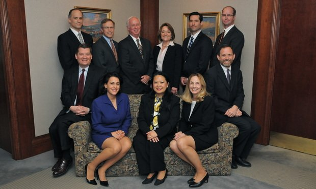 Members of Danaher Lagnese's litigation department.