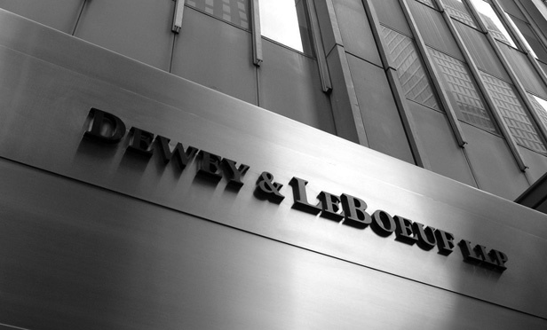 Guilty Pleas Detail Accounting Fraud at Dewey & LeBoeuf