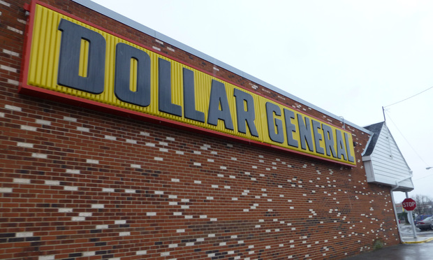 Dollar General in Vermillion, Ohio