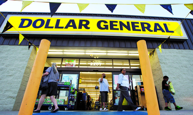 REDEPLOYING: Dollar General Corp. is among the companies and organizations that have reported reduced or no insurance mandate-related lobbying this year after disclosing advocacy on it last year.