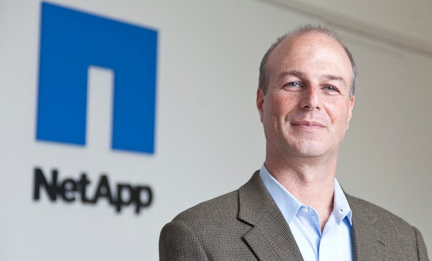 Douglas Luftman, NetApp chief IP counsel
