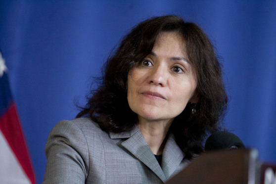 Chairwoman of the Federal Trade Commission Edith Ramirez