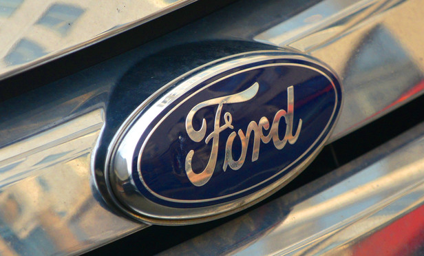 A Ford