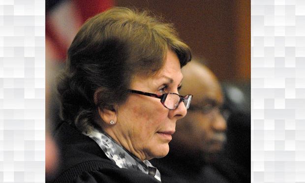 Justice Carol Hunstein, Supreme Court of Georgia.