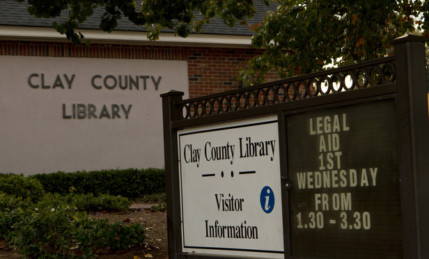 Clay County Library