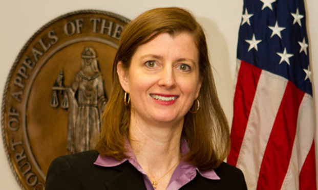 Judge Elizabeth Branch, Georgia Court of Appeals.